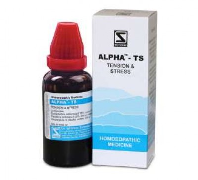Alpha TS (Tension And Stress) (30 ml)
