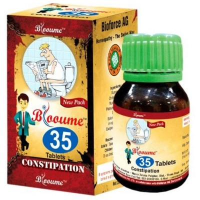 Blooume 35 Constiposan Tablets (30g)