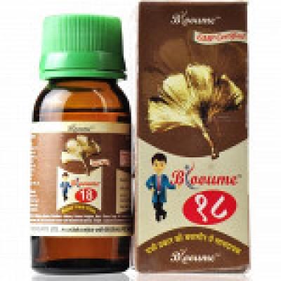 Blooume 18 Hemosan  drops (30 ml)