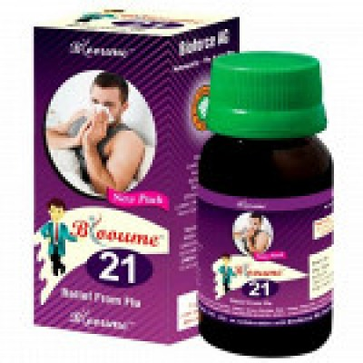 Blooume 21 Influaforce Drops (30ml)
