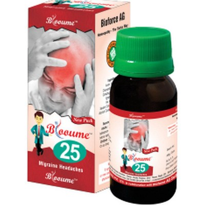 Blooume 25 Migrainosan drops (30 ml)