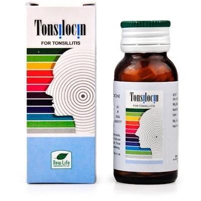Tonsilocin Tablets (25 gm)