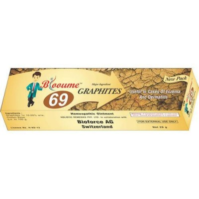 Blooume 69 Graphite Salbe Ointment (20 gm)