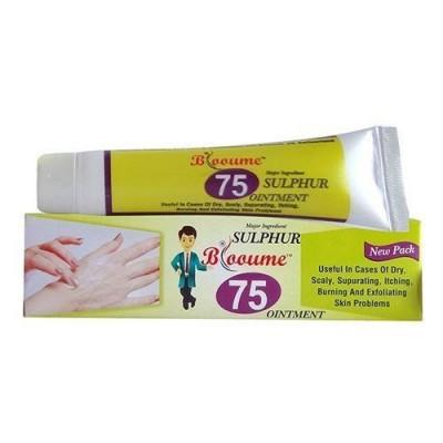Blooume 75 Sulphur Salbe Ointment (20 gm)