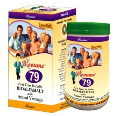Blooume 79 Bioalfa Malt (250 gm)