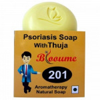 Blooume 201 Psoriasis Soap With Thuja (100g)