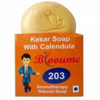 Blooume 203 Kesar Soap(100g)