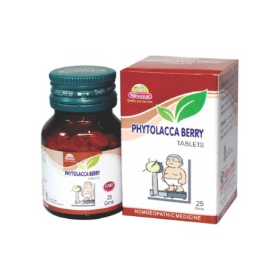 Phytolacca Berry tablets (25g)