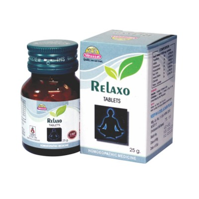 Relaxo Tablets (25g)
