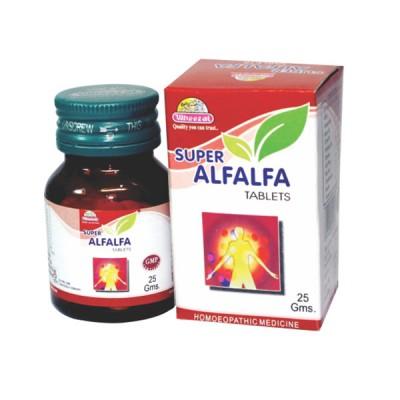 Super Alfalfa  Tablets (25g)