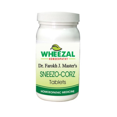 Sneezo-Corz Tablets (75 Tab)