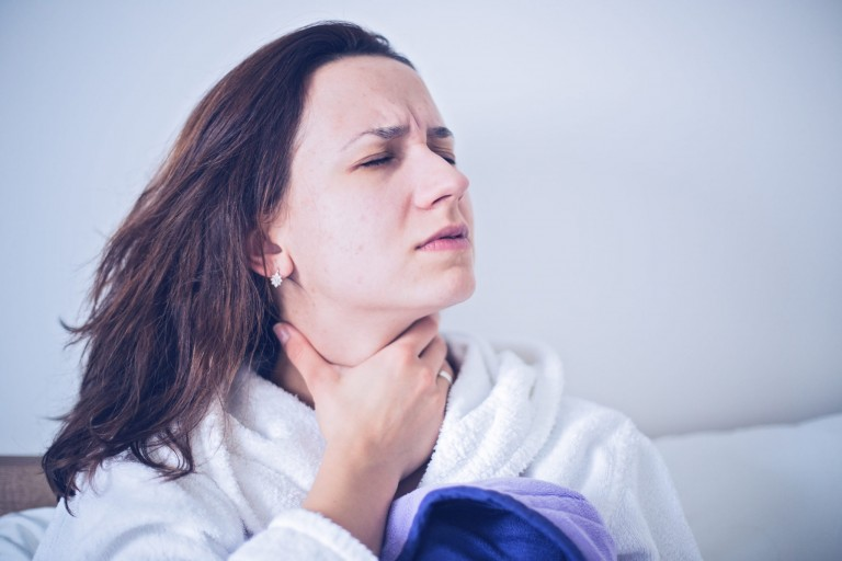 Homeopathy Medicine for Laryngitis & Hoarse Voice