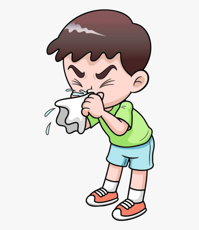 Homeopathy Medicine for Running Nose & Sneezing